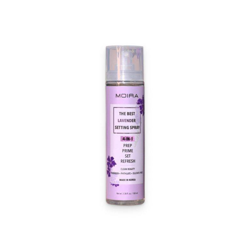Moira The Best Lavender Setting Spray Health & Beauty Personal Care