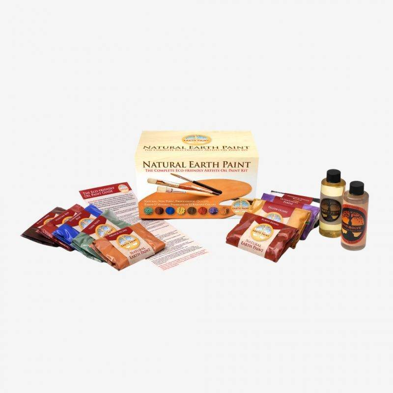 Eco-Friendly Oil Paint Kit Baby & Kid's Accessories Learning & Education