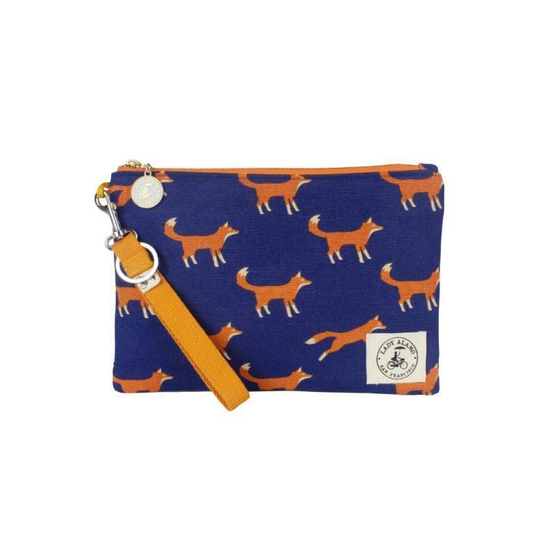 Miss Zip Wristlet: Fox Luggage & Bags Fashion Bags