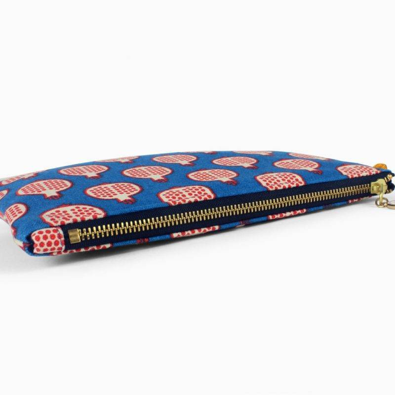 Miss Zip Wristlet: Pomegranate Luggage & Bags Fashion Bags