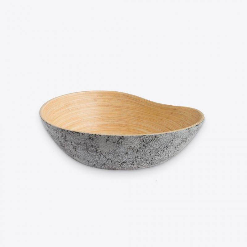 Soai Bamboo Serving Bowl Home Goods Kitchen & Dining
