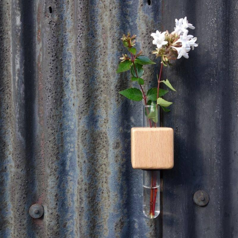 Smart Magnet Cube Vase Trio Home Goods Tools