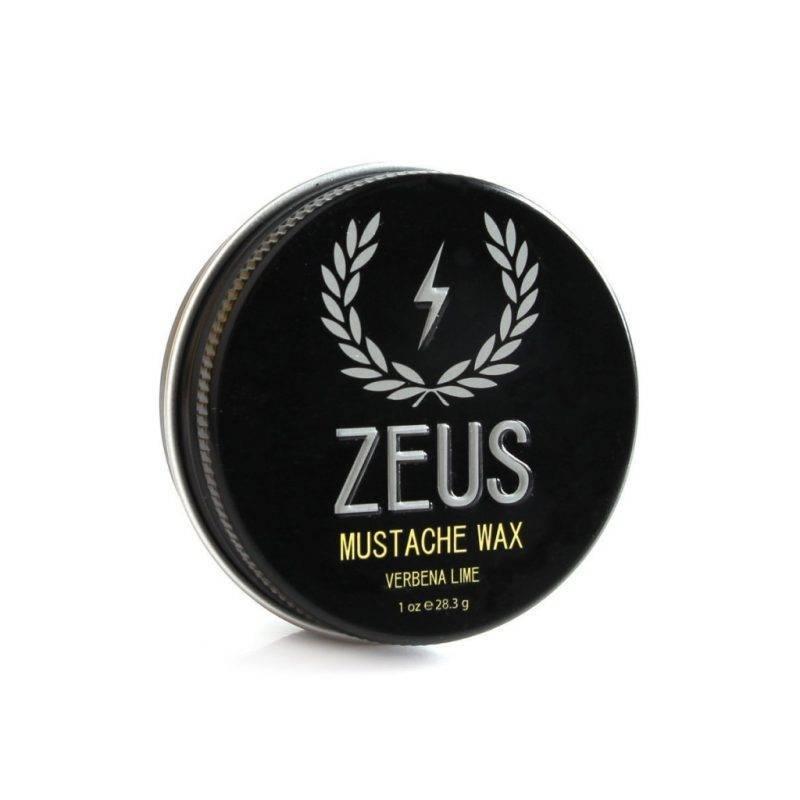 Zeus Verbena Lime Mustache Wax Health & Beauty Men's Grooming