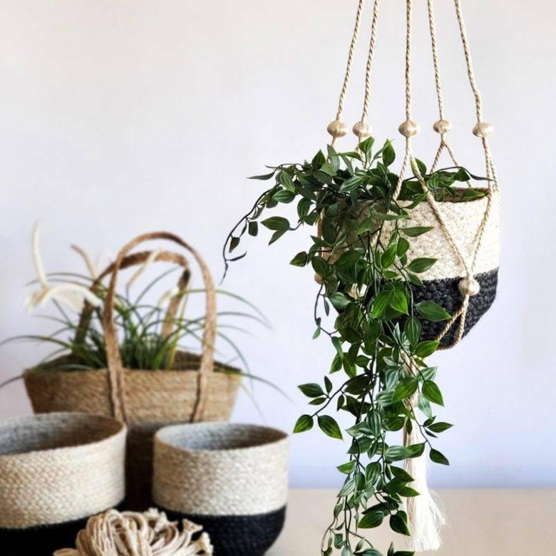 Nadu Plant Hanger Set Home & Garden Home Goods