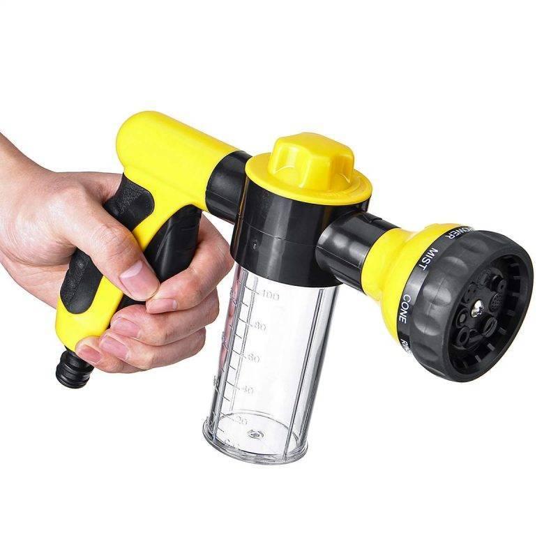 Multi-Purpose Hose Sprayer Nozzle Home & Garden Car Utilities Auto Home Goods Tools