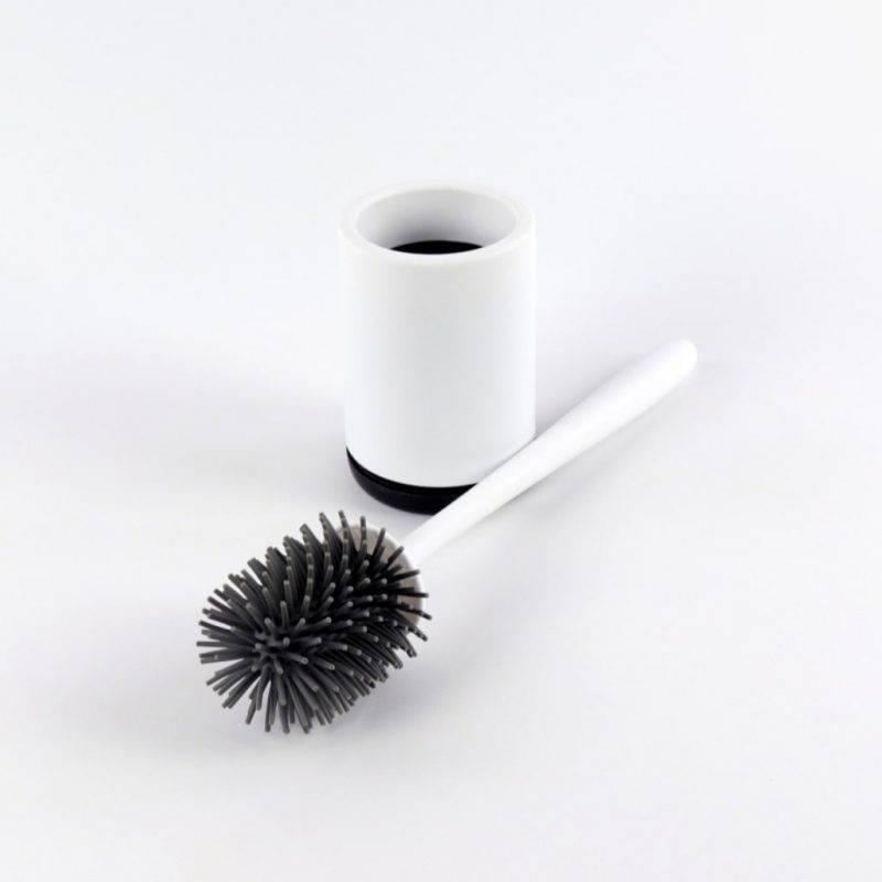 Modern Hygienic Toilet Brush Home Goods Tools