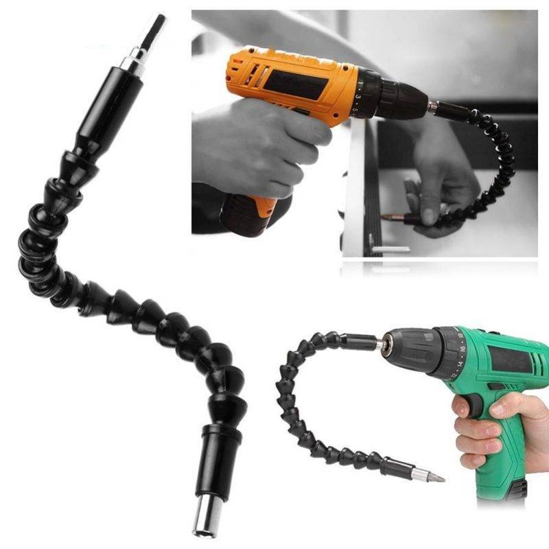Flexi Shaft Drill Extension Home Goods Tools