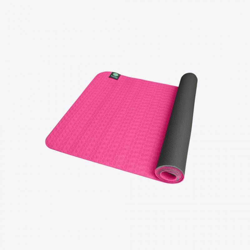 tpECOmat – 5 mm Yoga Mat Sports & Outdoors Exercise & Fitness