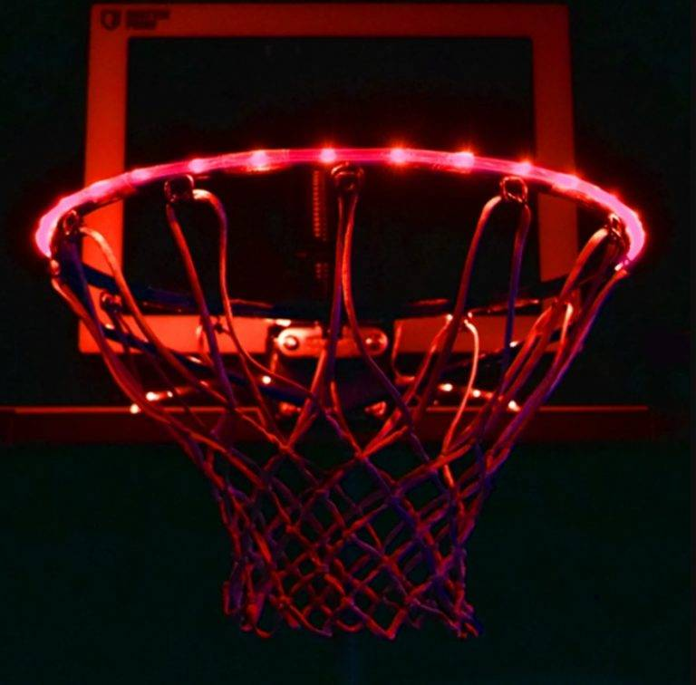 Basketball Hoop LED Strip Light Sports & Outdoors Outdoor Tools & Accessories