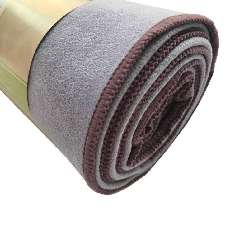 Premium Absorption Plus™ Lavender Hot Yoga Towel Sports & Outdoors Exercise & Fitness Tools & Accessories