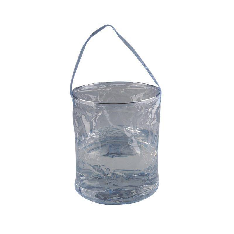 Ace Camp Transparent Folding Bucket Sports & Outdoors Outdoor Tools & Accessories
