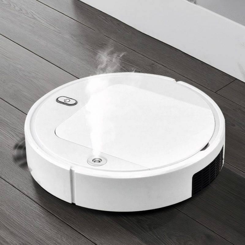 1800Pa 3-in-1 Smart Robot Vacuum Home & Garden Home Goods Tools