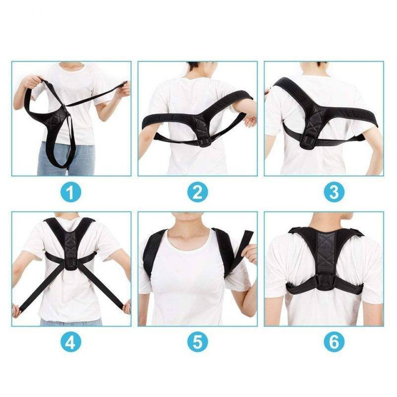 ProPosture Corrector Sports & Outdoors Tools & Accessories Health & Beauty Tools & Accessories